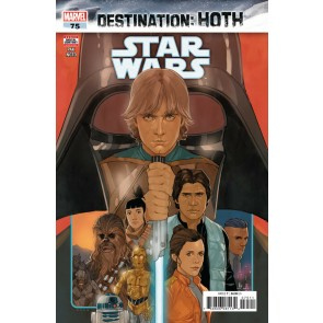 Star Wars (2015) #75 VF/NM Phil Noto Cover Final Issue