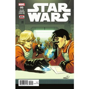 Star Wars (2015) #45 VF/NM David Marquez Cover