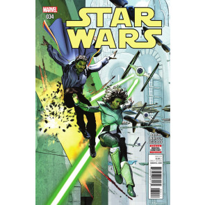 Star Wars (2015) #34 VF/NM