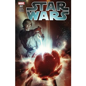 Star Wars (2015) #67 VF/NM Gerald Parel Cover