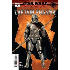 Star Wars: Age of Resistance - Captain Phasma  (2019) #1 VF/NM Phil Noto Cover