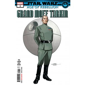 Star Wars: Age of Rebellion - Grand Moff Tarkin (2019) #1 VF/NM Dodson Cover