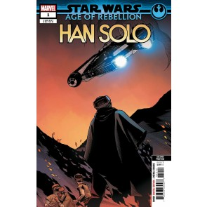 Star Wars: Age of Rebellion - Han Solo (2019) #1 VF/NM Variant Cover