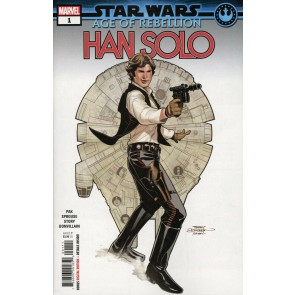 Star Wars: Age of Rebellion - Han Solo (2019) #1 VF/NM Terry Dodson Cover