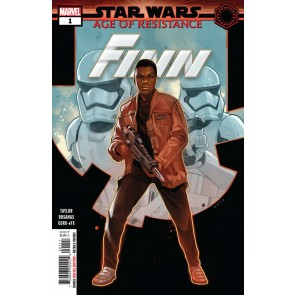 Star Wars: Age of Resistance - Finn (2019) #1 VF/NM Phil Noto Cover
