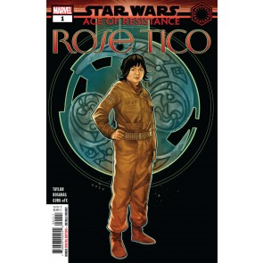 Star Wars: Age of Resistance - Rose Tico (2019) #1 VF/NM Noto Cover