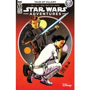Star Wars Adventures (2020) #5 VF/NM Francesco Francavilla Cover