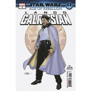 Star Wars: Age of Rebellion  Lando Calrissian (2019) #1 VF/NM Terry Dodson Cover