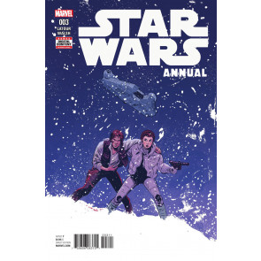 Star Wars Annual (2017) #3 VF/NM Michael Walsh Cover