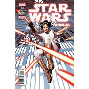 Star Wars Annual (2016) #2 VF/NM