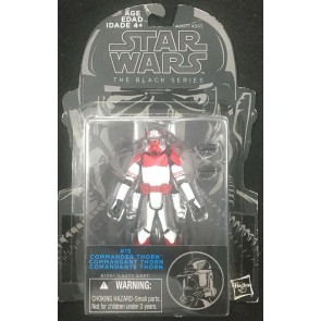 "Star Wars Black Series (2014) #15 Commander Thorn 3.75"" figure Hasbro"