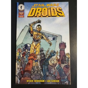 Star Wars: Droids #3 Mini Series (1995) NM Dark Horse Comics |