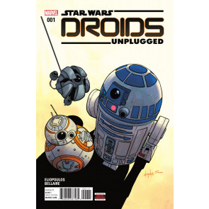 Star Wars: Droids Unplugged (2017) #1 VF/NM