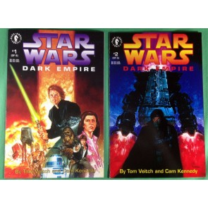 Star Wars Dark Empire (1991) # 1 2 3 4 5 6 VF/NM (9.0) complete set