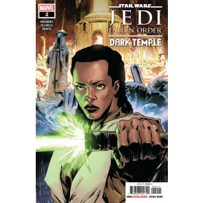 Star Wars: Jedi Fallen Order–Dark Temple (2019) #2 of 5 VF/NM