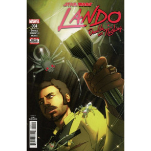 Star Wars: Lando: Double Or Nothing (2018) #4 VF/NM