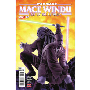 Star Wars: Mace Windu (2017) #2 of 5 VF/NM