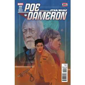 Star Wars: Poe Dameron (2016) #20 VF/NM