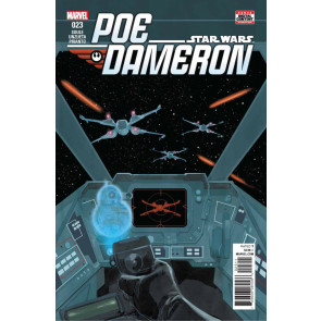 Star Wars: Poe Dameron (2016) #23 VF/NM