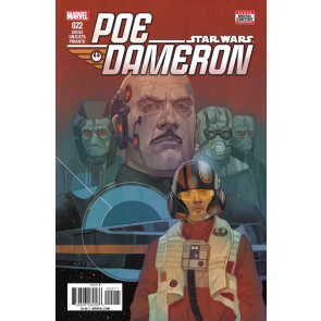 Star Wars: Poe Dameron (2016) #22 VF/NM