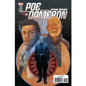 Star Wars: Poe Dameron (2016) #24 VF/NM