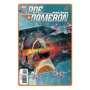 Star Wars: Poe Dameron (2016) #28 VF/NM Phil Noto Cover