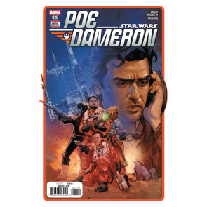Star Wars: Poe Dameron (2016) #29 VF/NM