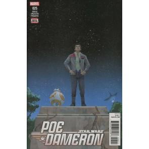 Star Wars: Poe Dameron (2016) #25 VF/NM Noto Cover