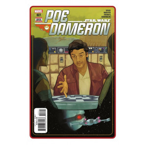 Star Wars: Poe Dameron (2016) #27 VF/NM