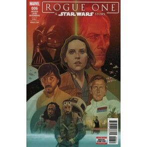 Star Wars: Rogue One Adaptation (2017) #6 VF/NM