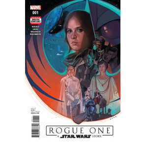 Star Wars: Rogue One Adaptation (2017) #1 VF/NM