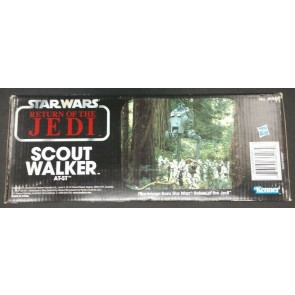Star Wars Return of the Jedi Scout Walker AT-ST K-Mart Exclusive Sealed in Box