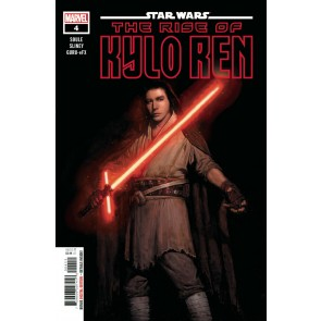 Star Wars: The Rise of Kylo Ren (2019) #4 of 4 VF/NM