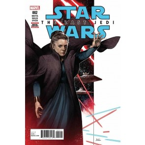 Star Wars: The Last Jedi Adaptation (2018) #2 of 6 VF+