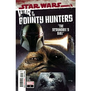 Star Wars: War of the Bounty Hunters (2021) #2 VF/NM Steve McNiven Cover