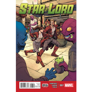 Star-Lord (2015) #7 VF/NM Guardians of the Galaxy