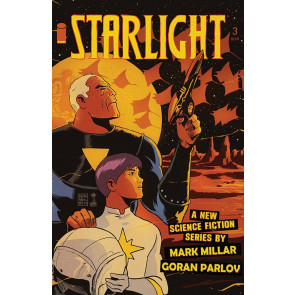 STARLIGHT #3 VF/NM COVER B  IMAGE COMICS