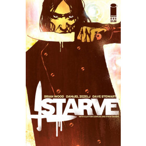 STARVE (2015) #1 VF/NM BRIAN WOOD IMAGE COMICS