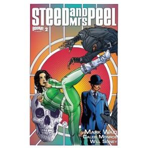 STEED AND MRS. PEEL (2012) #2 NM BOOM! STUDIOS