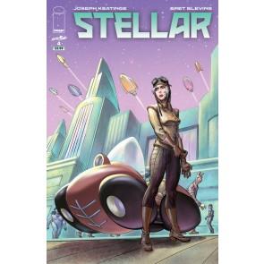 Stellar (2018) #4 VF/NM Image Comics