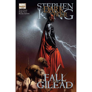STEPHEN KING DARK TOWER FALL OF GILEAD #1 OF 6 VF/NM