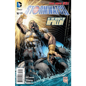 STORMWATCH #16 VF/NM THE NEW 52!