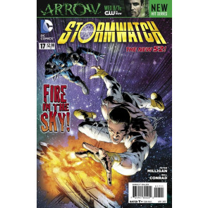STORMWATCH #17 VF/NM THE NEW 52!