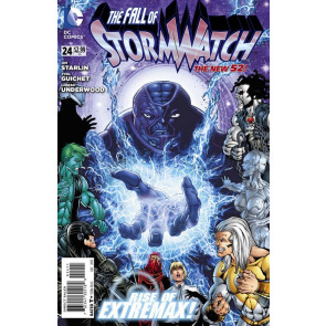 STORMWATCH #24 VF/NM THE NEW 52!