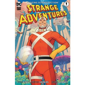 Strange Adventures (2020) #1 VF/NM Evan Shaner Cover Tom King Black Label