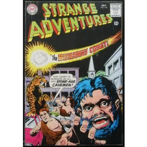 STRANGE ADVENTURES #178 FN