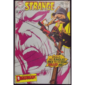 STRANGE ADVENTURES #208 VF NEAL ADAMS DEADMAN