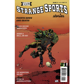 STRANGE SPORTS STORIES (2015) #1 VF/NM VERTIGO