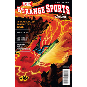 STRANGE SPORTS STORIES (2015) #2 VF/NM VERTIGO