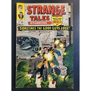 Strange Tales #138 (1965) VG/F (5.0) 1st appearance of Eternity! |